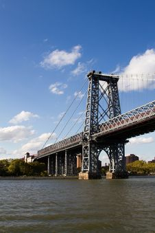 Free Manhattan Bridge Stock Photography - 23940452