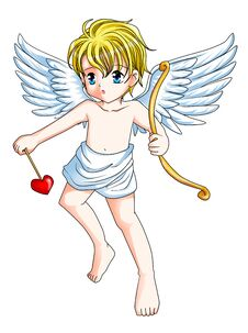 Free Cupid Stock Images - 23946404