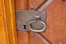 Free Old Door Handle Stock Photos - 23949163