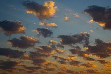 Free Beautiful Cloudscape Royalty Free Stock Image - 23949606