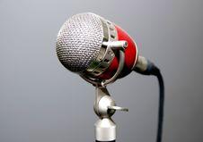 Free Microphone Stock Photos - 23949613
