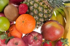 Free Fruits Stock Photography - 23949702