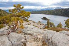 Lake Tahoe Vacation Stock Images