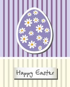 Free Easter Card Royalty Free Stock Images - 23954349