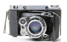 Free Old Camera Royalty Free Stock Images - 23954829