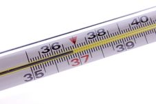 Free Thermometer Stock Photography - 23962132