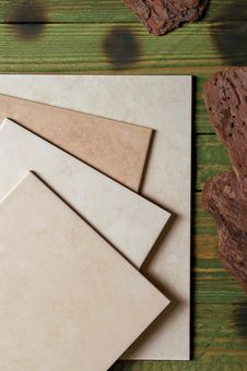Free Still Life, Ceramic Tile Royalty Free Stock Image - 23965646