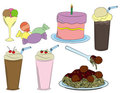 Free Kids Party Foods Royalty Free Stock Images - 23973889