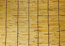 Free Bamboo Wall. Stock Photo - 23979710