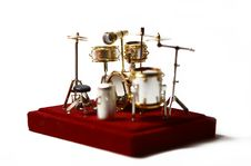 Free Drum Toy Stock Photos - 23979823
