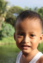Free Little Boy Smiling Stock Image - 23981891