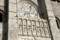 Free Catedral Of Avila /fragment/ 2 Stock Photography - 23983062
