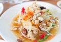 Free Thai Papaya Salad Stock Images - 23985064