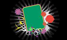 Free Grunge Frame Royalty Free Stock Images - 23984769