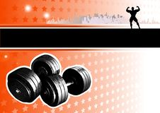 Free Passion Of Bodybuilding Stock Image - 23988991