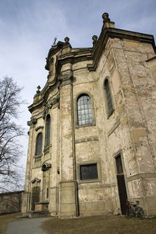 Holy Trinity Church Stock Images