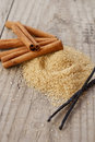 Free Brown Cane Sugar Royalty Free Stock Photography - 23995337