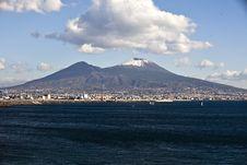 Free Vesuvio Volcano Stock Photos - 23994693