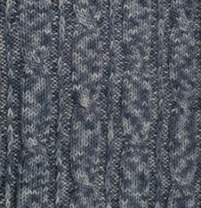 Free Gray Knitted Pattern, Texture Royalty Free Stock Images - 23995719