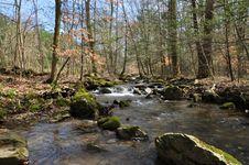Free Mountain Stream Stock Images - 23999684