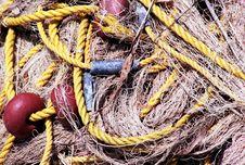 Free Fishing Net Royalty Free Stock Photos - 241678