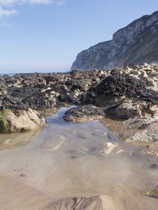 Free Rock Pools Royalty Free Stock Photo - 243805