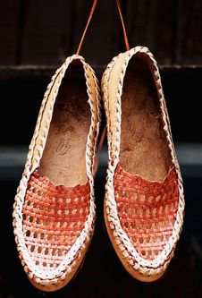 Free Leather Shoes Royalty Free Stock Image - 244206