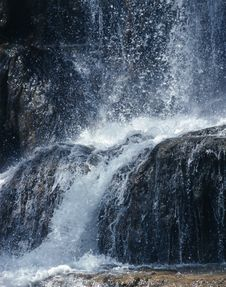 Free Waterfall Royalty Free Stock Photo - 244915