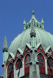 Free Trinity Church Cupola Royalty Free Stock Images - 245519