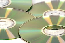 Free Cds Royalty Free Stock Photography - 245757
