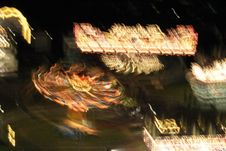Free Carnival Lights Royalty Free Stock Images - 246389