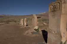 Free Canyon Cemetary Stock Photos - 247783
