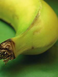 Banana1 Royalty Free Stock Photography