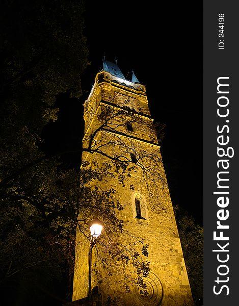 Stefan Cel Mare Tower