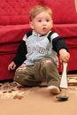 Free Baby Boy Stock Photo - 2402620
