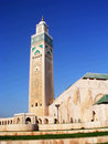 Free Hassan The 2nd Mosque Stock Image - 2406511
