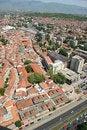 Free Aerophoto Of Skopje Macedonia Royalty Free Stock Photos - 2407478
