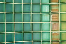 Free Glass Wall Bricks Royalty Free Stock Photo - 2400275