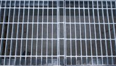 Free Trough A Grate Royalty Free Stock Images - 2400449