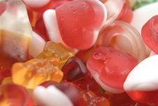 Free Jelly Sweet Royalty Free Stock Photos - 2401378