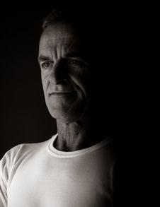 Free Man Of 50s Stock Photos - 2403923