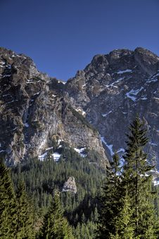 Free Mountain Landscape(mt.giewont) Stock Photography - 2403952