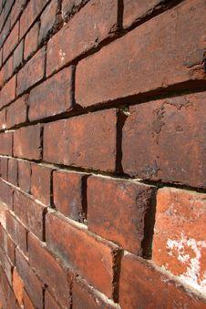 Free Brick Wall Stock Image - 2404301