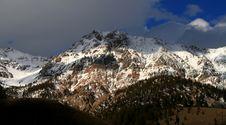 Free Rugged Peak Stock Images - 2404904