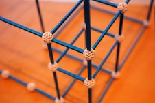 Free Chemical Bonding Structures Stock Photos - 2405983