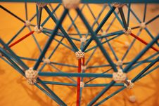 Free Chemical Bonding Structures Stock Image - 2405991