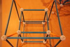 Free Chemical Bonding Structures Stock Photography - 2405992
