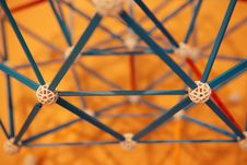 Free Chemical Bonding Structures Stock Photos - 2405993