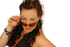 Free Woman In Sunglasses Stock Photos - 2406333