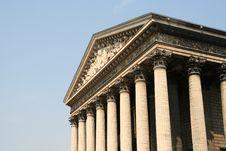 Free Madeleine In Paris Stock Photo - 2406530